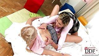Sexy teen sex experiments