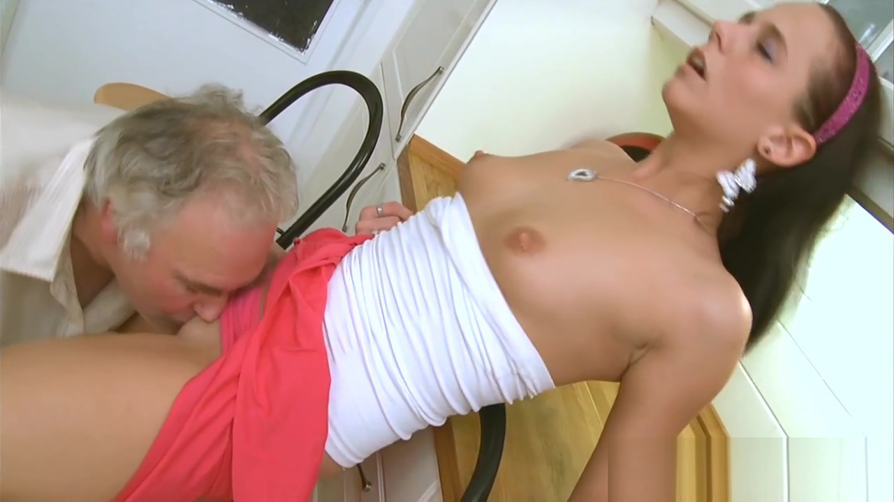 Beautiful russian beauty gets body caressed well